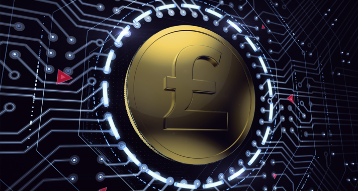 Bank of England steps up planning for 'Britcoin'