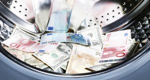 Monet laundering